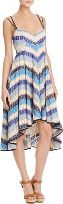 Milly Women's Marina Netting Lolette Dress