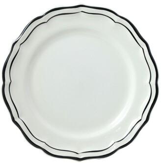 Gien Filet Manganese Dinner Plate (26Cm)