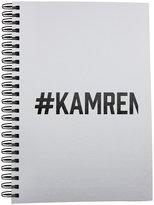 Fotomax Notebook with #KAMREN