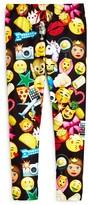 Terez Girls' Emoji Leggings, Sizes 4-6X - 100% Bloomingdale's Exclusive