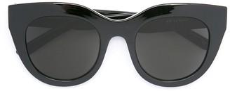 Le Specs Air Heart cat-eye sunglasses