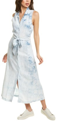 Bella Dahl V-Neck Shirtdress