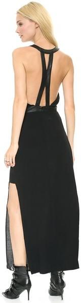 MinkPink Edge of Glory Maxi Dress