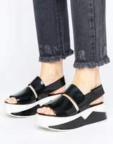 Melissa Floxform Flatform Sandal