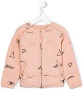 Soft Gallery - Sabine Jacket - kids - Cotton/Polyester/Viscose - 4 yrs