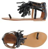 Bryan Blake Toe post sandal