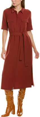 Lafayette 148 New York Doha Shirtdress