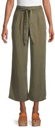 Vero Moda Laura Cropped Wide-Leg Pants