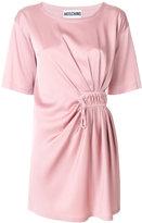 Moschino gathered waist dress - women - Acetate/Viscose/Other fibres - 36