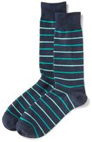 Old Navy Striped Trouser Socks for Men