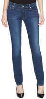 7 For All Mankind Roxanne Mid Rise Straight Leg Jean