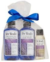 Dr Teal's® Pure Epsom Salt Bath And Body Set