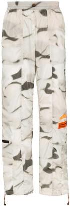 Heron Preston Camouflage Print Track Pants
