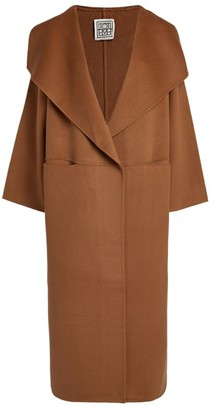 Totême Wool-Cashmere Annecy Coat