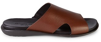 Kenneth Cole New York Sand-Y Beach Leather Slides