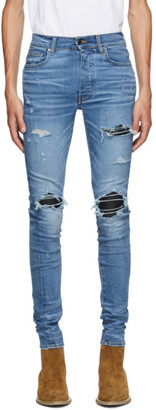 Amiri Blue MX1 Jeans