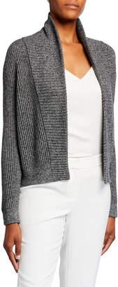 Max Mara Leisure Ribbed Virgin Wool Cardigan