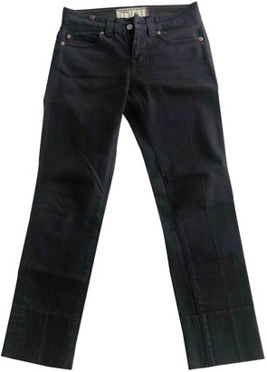 Notify Jeans Brown Cotton - elasthane Jeans for Women
