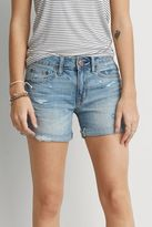 American Eagle Outfitters AE Denim Rolled Boy Midi Short