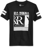 Young & Reckless Men's Graphic-Print Cotton T-Shirt