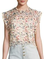 Tularosa Kennedy Lace Top