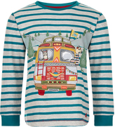 Monsoon Ally Alpacca Tuk Tuk Long Sleeve T-Shirt