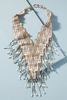 Anthropologie Sunset Beaded Necklace