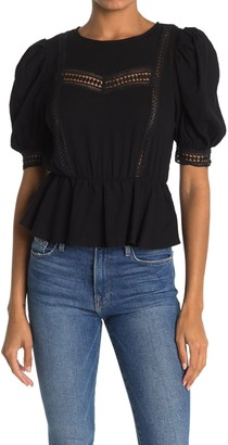 Lush Puff Sleeve Top