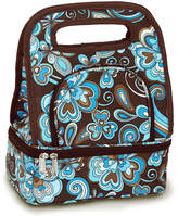 Picnic Plus Cocoa Cosmos Savoy Lunch Tote