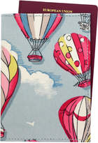 Cath Kidston Hot Air Balloons Passport Holder