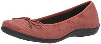 SoftStyle Soft Style by Hush Puppies Women's Heartbreaker Ballet Flat