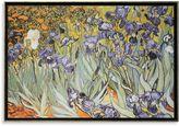 Bed Bath & Beyond Irises by Vincent Van Gogh Wall Art