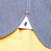 JCPenney Stafford Prep® Gingham Poplin Shirt