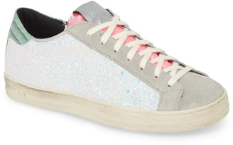 P448 John Glitter Low Top Sneaker