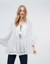 French Connection Ava Tile Printed Blouse