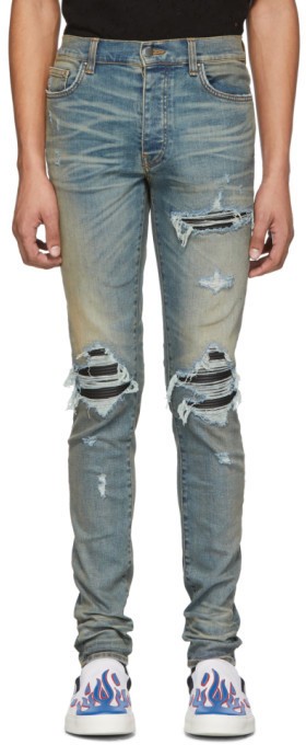 Amiri Indigo MX1 Jeans