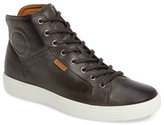 Ecco Men's Soft 7 High Top Sneaker