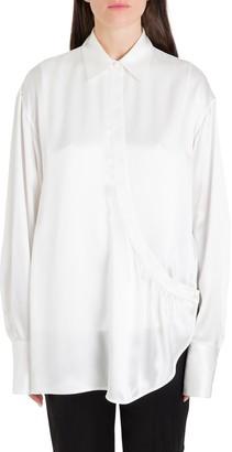Jil Sander Draped Shirt