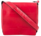 Blumarine Leather Messenger Bag