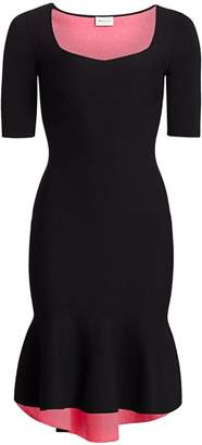 Milly Bodycon Sweetheart Dress