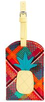 Vera Bradley Pineapple Luggage Tag