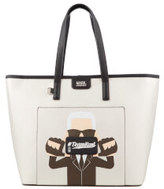 Karl Lagerfeld The Photographer Team Shopper Bag - Multi