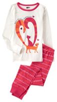 Crazy 8 Best Friends Purrever 2-Piece Pajama Set