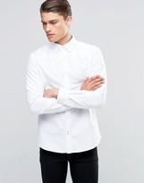 Esprit Button Down Oxford Shirt in Slim Fit