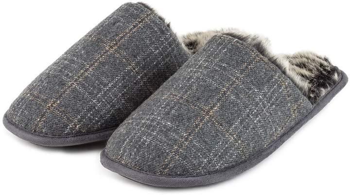 027e4fc2fcbe0 Mens Memory Foam Slippers - ShopStyle UK
