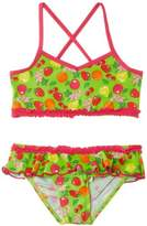 Playshoes Girls Sun Protection Fruits Bikini