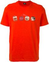 Paul Smith dice print T-shirt - men - Cotton - S