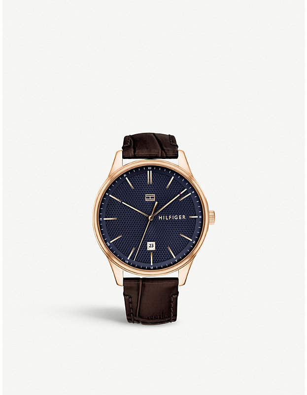 8eff5c79 Gold Plated Watches For Men - ShopStyle