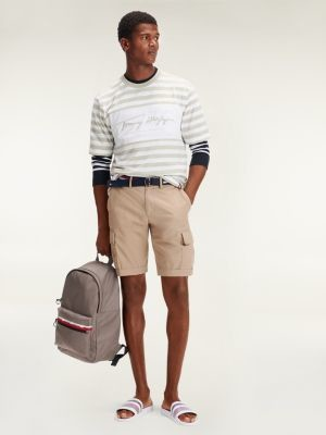 Tommy Hilfiger Lightweight Twill Cargo Shorts