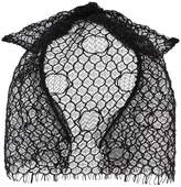 Maison Michel Tina veil headband